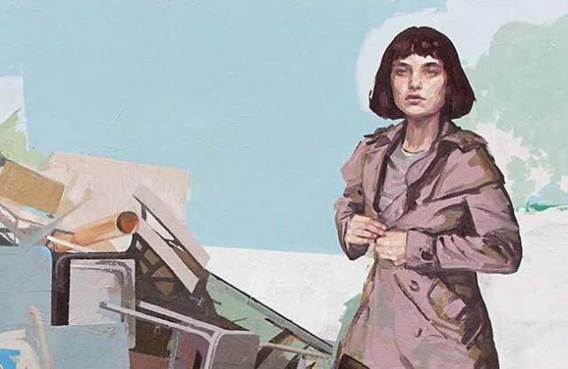 روسینا بوسیو، از مجموعهی «عجیب» (۲۰۱۳-۲۰۱۴)