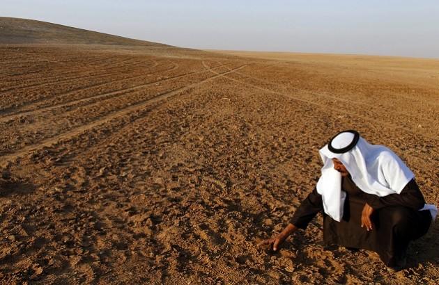 رابطۀ ظهور داعش با تغییرات آبوهوایی خاورمیانه
