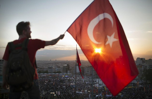 ژیژک: نباید به ترکیه باج داد