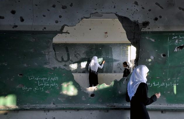 نقضِ سیستماتیکِ حق آموزش در فلسطین