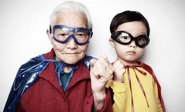 مهد کودک خانه سالمندان (مستند)