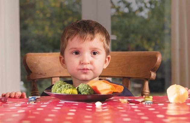 کودکان ثروتمندان از طعم غذاهای سالم بیشتر لذت میبرند