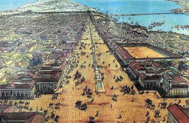اسکندریه چگونه بنیادهای جهان مدرن را بنا گذاشت؟