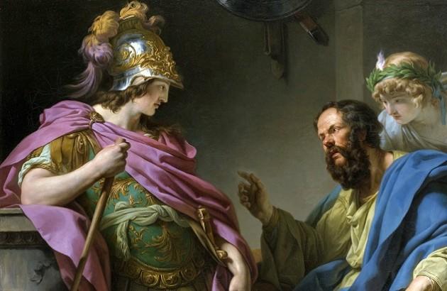 سقراط چگونه شهروندی بود؟