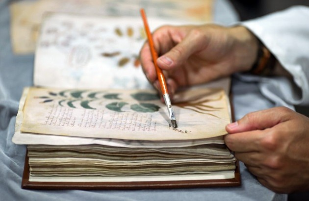 «دستنوشتۀ وُینیچ»، مرموزترین کتاب جهان