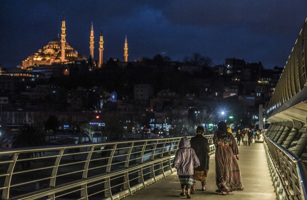 آنچه یک آمریکایی در استامبول آموخت