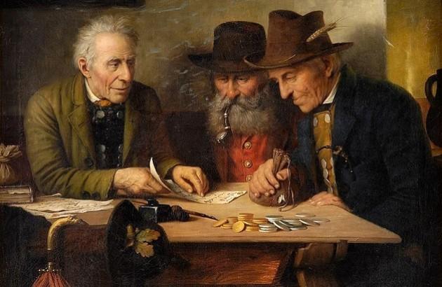 نسخۀ صوتی: پول در ازای کلمه؛ تاریخچۀ مختصرِ نوشتن برای پول