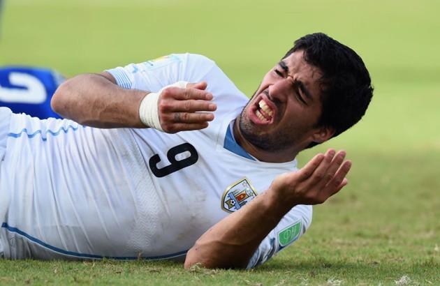 فوتبال کثیف است و زیبا، مثل لوئیز سوارز