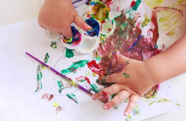 معنای پنهان خطخطیهای کودکان