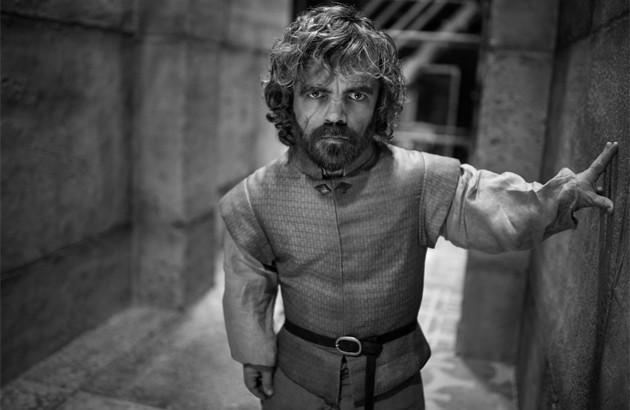 پیتر دینکلیج در نقش تیریون لنیستر، فیلم «بازی تاجوتخت» (Game of Thrones).