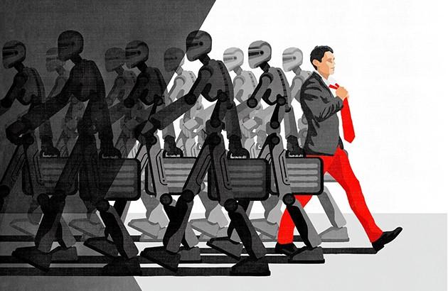 آیا رباتها آزادمان خواهند کرد؟