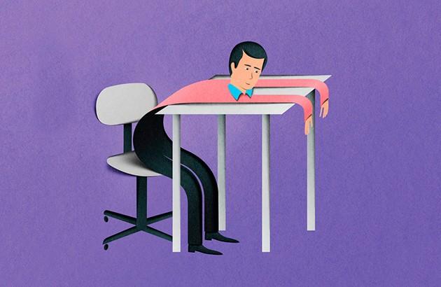 من نگهبان یک اتاق خالی هستم: داستان شغلهای بیمعنی