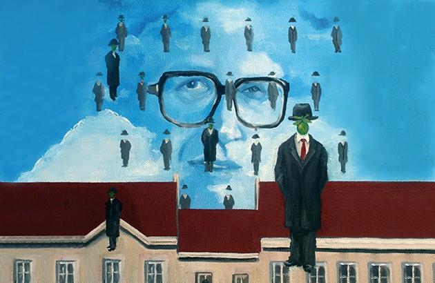 نقاش: رنه یورگنسن بولینگر.