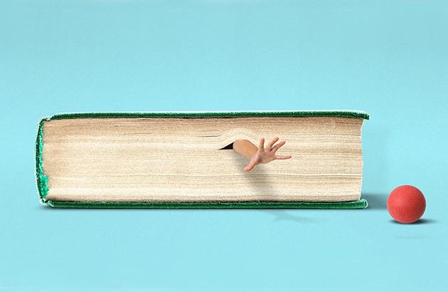 تصویرساز: ادمون دهارو.