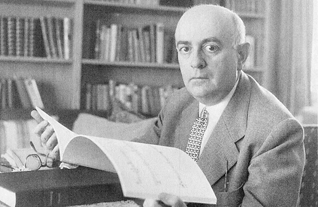 تئودور آدورنو.