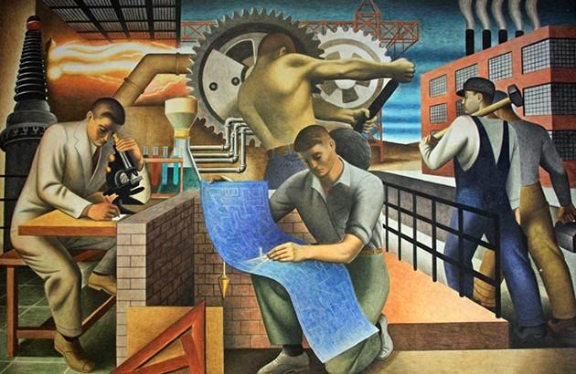ثروت ملل. نقاش:سیمور فوگل.