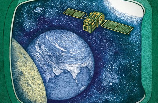 آیا تجربۀ سفر فضایی میتواند ما را به آدم بهتری تبدیل کند؟